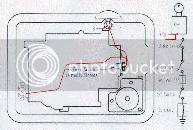 tci 700r4 lockup wiring diagram