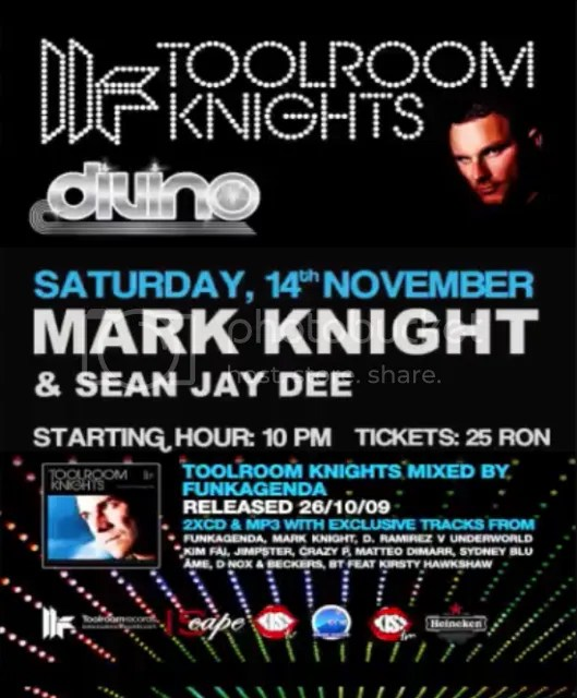 Toolroom Knights @ Divino