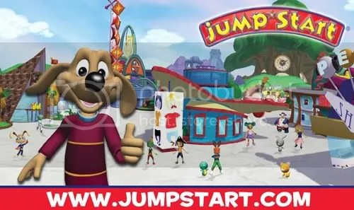 Jumpstart.com #learnNplay wii games children