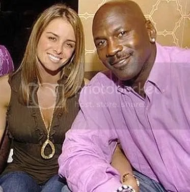 Yvette Prietto Dating Michael Jordan Due To His Unlimited Access to Free Fruit of the Loom Underwear.