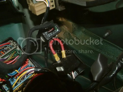 small resolution of jeep tj cigarette lighter wiring wiring libraryhere is a pic of mine cigarette lighter or power