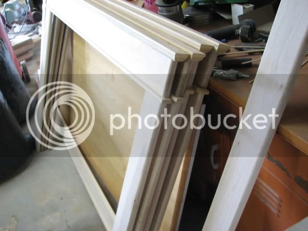 craftsman exterior door trim l