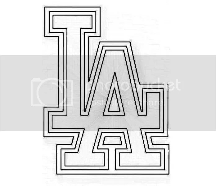 Dodger Coloring Pages To Print Coloring Pages