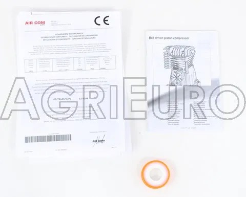 ABAC A29B 100 CT3 air compressor, best deal on AgriEuro