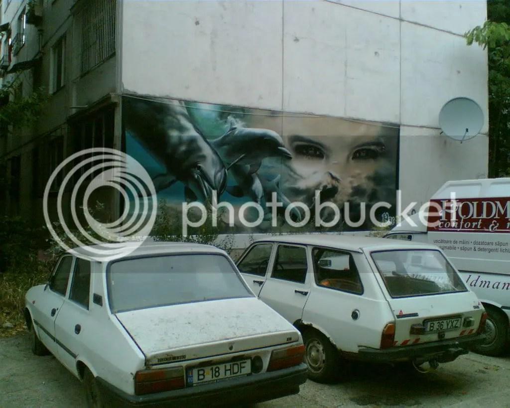 Graffiti Callatis 1