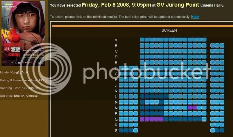 GV Jurong Pt - Kungfu Dunk