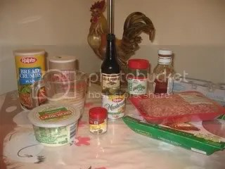 Ingredients You Need for Baked Mushroom Meatloaf