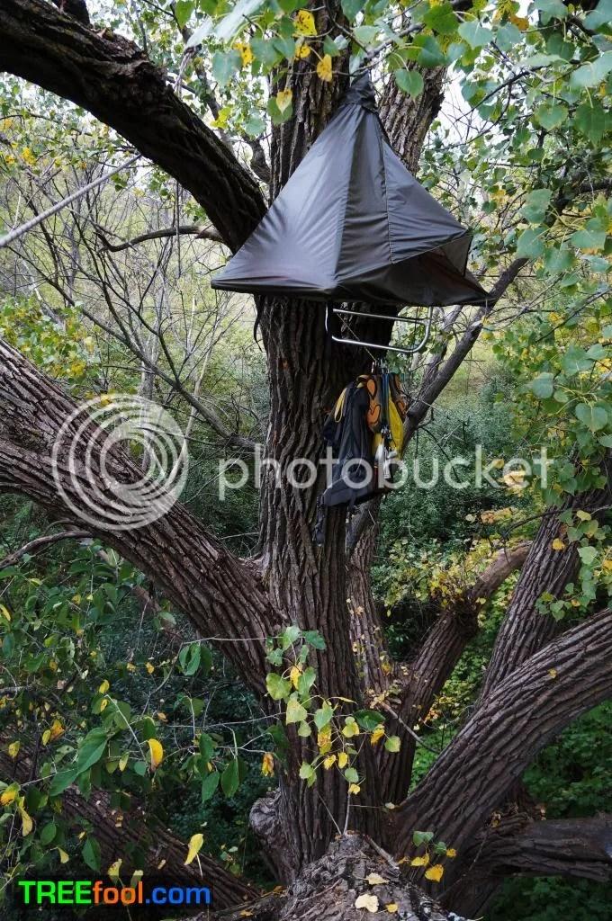 TREEfool portaledge hammock