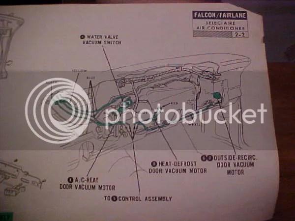 1969 Ford Torino Vacuum Diagram