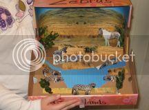 Zebra Diorama Photo by 4famone | Photobucket