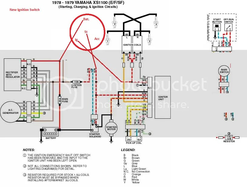 Motorcycle Electrical Wiring Diagram Pdf