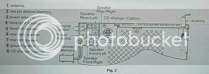 After market radio wiring. Need help