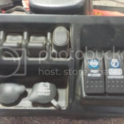 Jeep Wrangler Tj Wiring Diagram Network And Critical Path Rocker Switch Install Dash Removal? - Forum