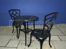 Repainting Powder Coated Patio Furniture