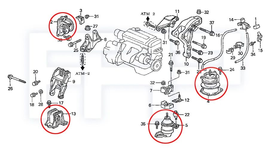 diagram also acura tl fuse box diagram moreover 2000 mazda 626 fuse