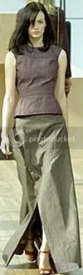 Skirt louis vuitton long
