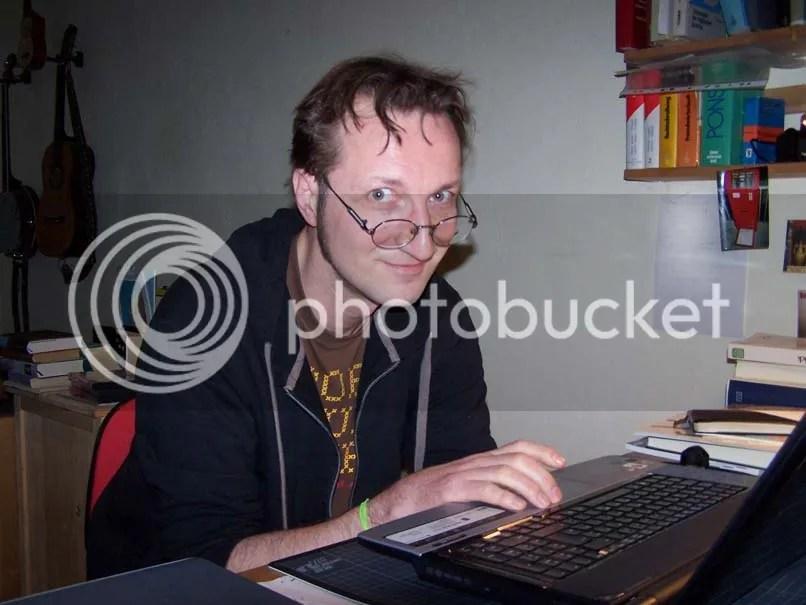 Sehwolf bei der Arbeit, 1. November 2008