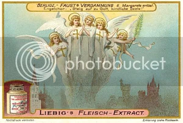 Berlioz. - Fausts Verdammung 6. Margarete erlöst. Engelchor: Steig auf zu Gott, kindliche Seele