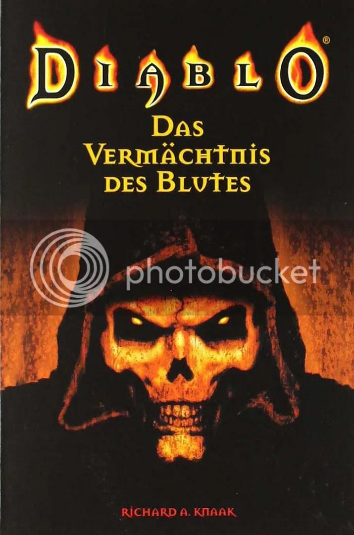 Cover Diablo. Vermächtnis des Blutes, 2005