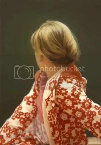 Gerhard Richter, Betty, 1988, Saint Louis Art Museum, Saint Louis, USA