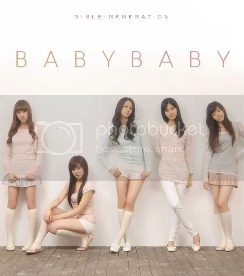 SNSD - Baby Baby (Repackage)