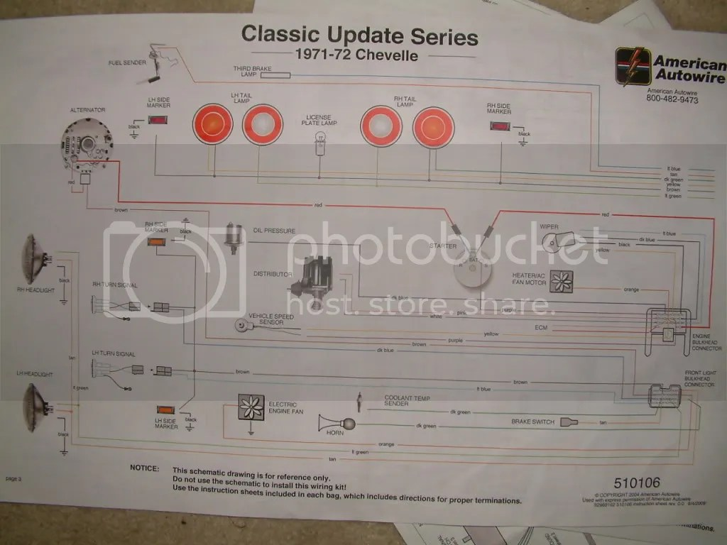 hight resolution of american autowire wiring harness diagram