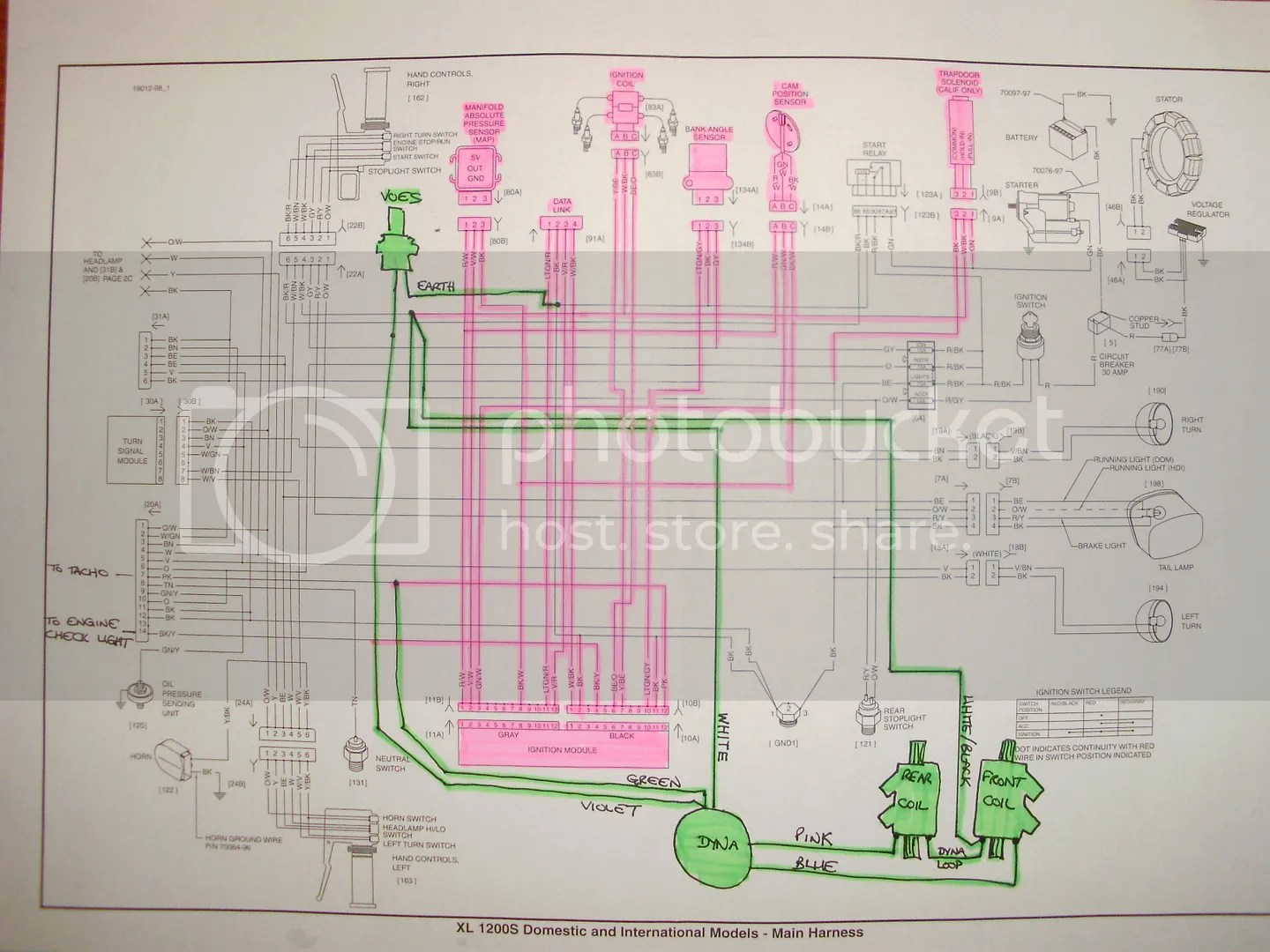 hight resolution of dyna57awiresadded 1997 harley davidson sportster 883 wiring diagram wirdig at cita asia