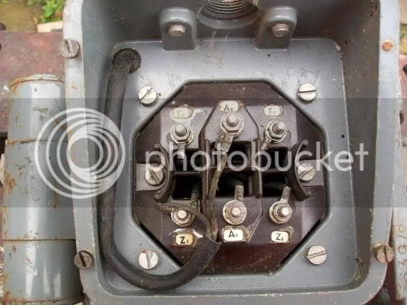 Single Phase Ac Motor Wiring Diagram