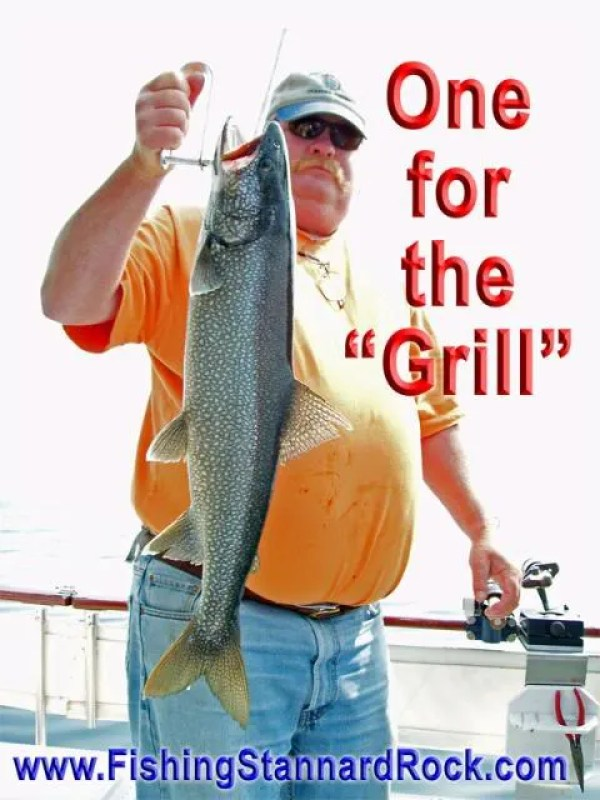 onefortheGrill Fishing the Rock   Click Below for Much More...