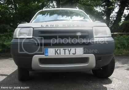 Photo of Land Rover with KI TY J number plate