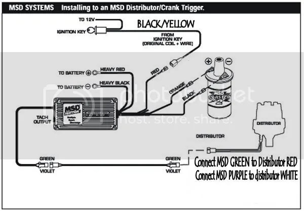 Pro Comp 8000 Distributor Wiring Diagram