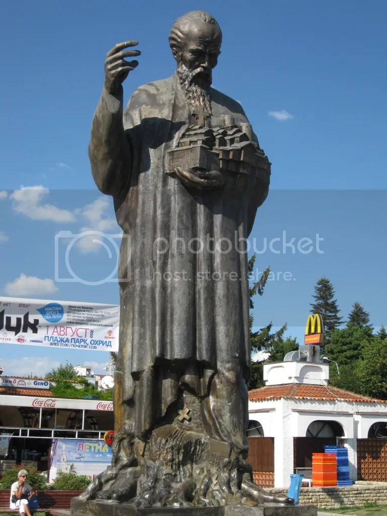 St Kiril - Ohrid