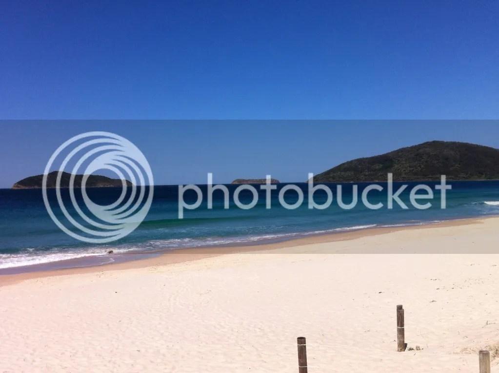 Bennett's Beach