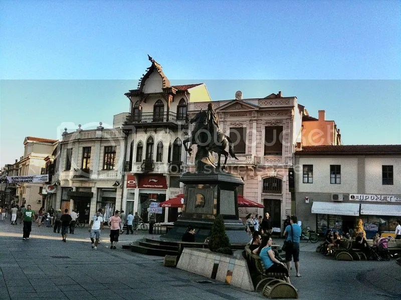 Alexander the Great - Bitola