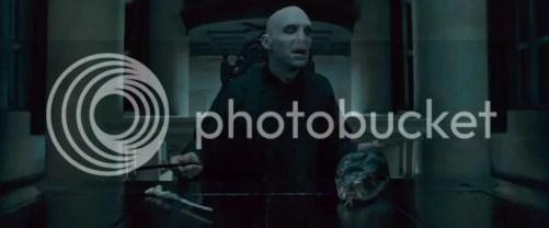 Voldemort and Nagini