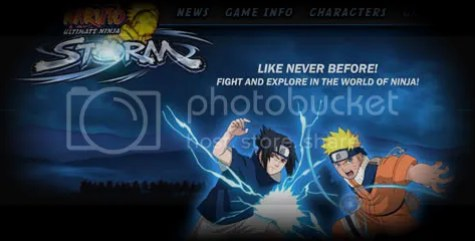 Naruto Ninja Storm