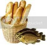 5 roti 2 ikan untuk 5000 orang