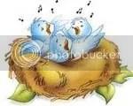 kicau burung memuji Tuhan