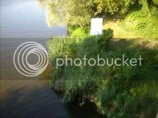 Am Ufer des Kleinen Wannsees