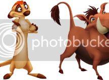 Timon And Pumbaa Photo by jacobyel | Photobucket