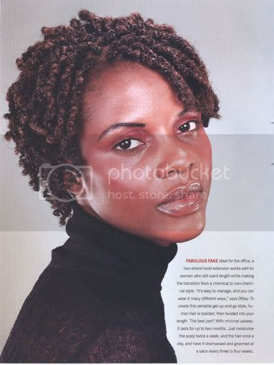 Two Strand Twist by Jelani, Inc. Pictures, Images and Photos
