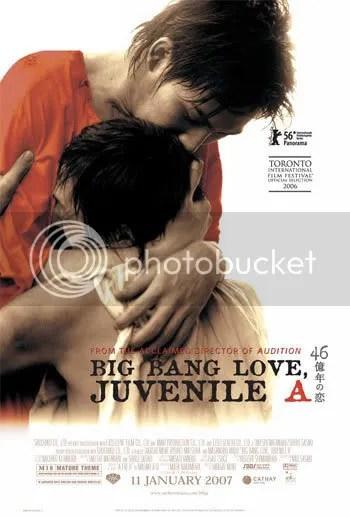big bang love poster