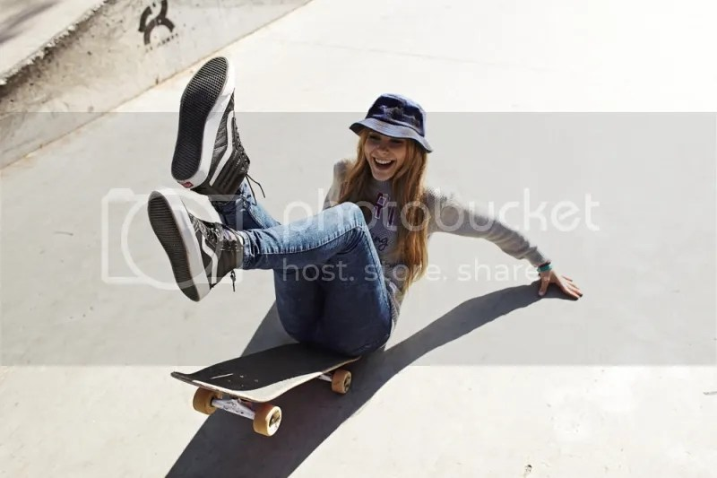 Kixbox Living One Skater girl Lookbook Fall 2014