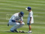 lastdayofhomestand037.jpg Kids take the field image by xoxrussell