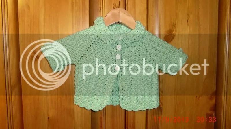 :-) fürs Baby meiner Schwiegernichte :-) ... (2/6)