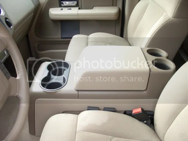 Center Console Size Ford Truck Enthusiasts Forums