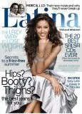 Jaslene on cover of Latina