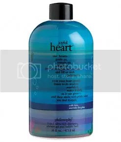Joyful Heart Shower Gel