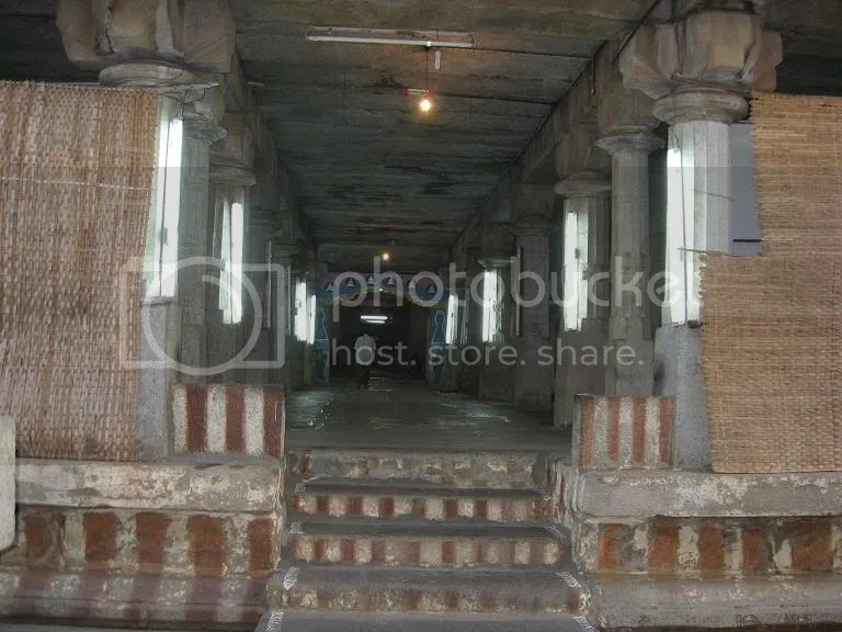 Temple on Ground