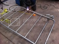EMT Conduit Roof Rack